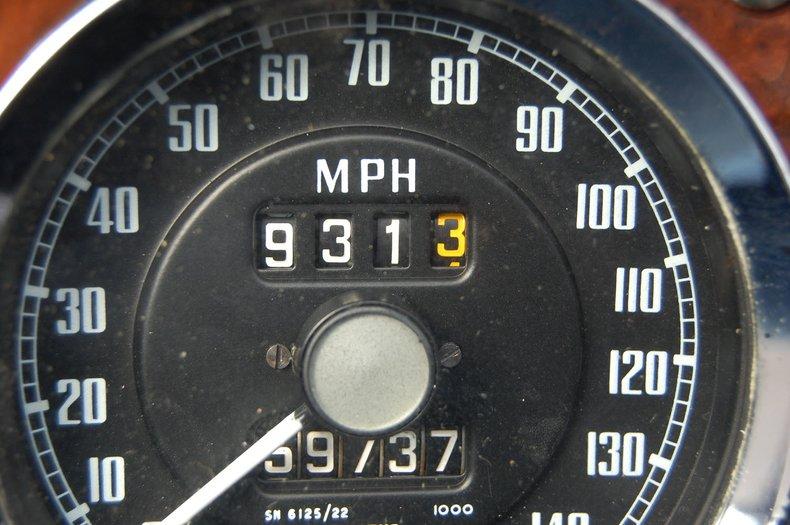 1967 Austin-Healey 3000 MKIII BJ-8 21