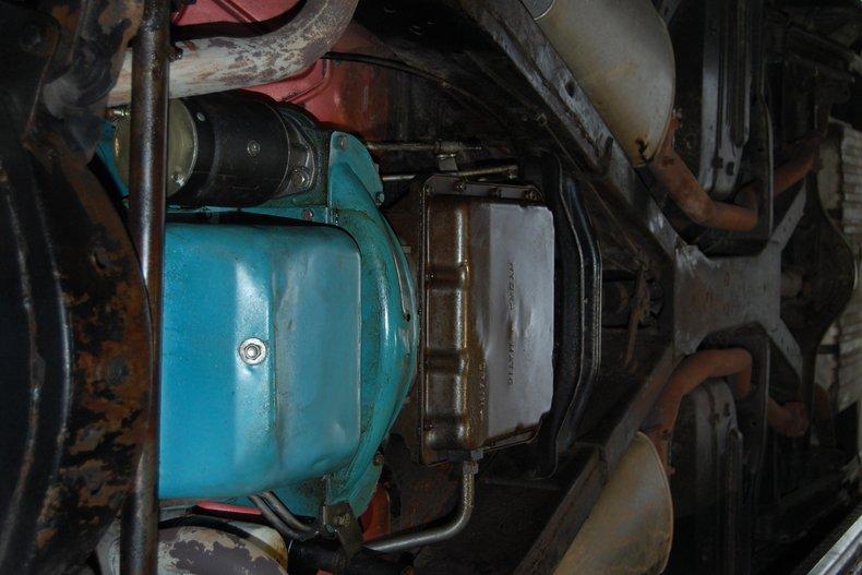 1960 Pontiac Bonneville Convertible 48