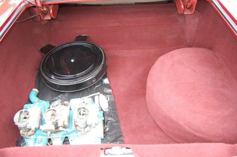 1960 Pontiac Bonneville Convertible 38