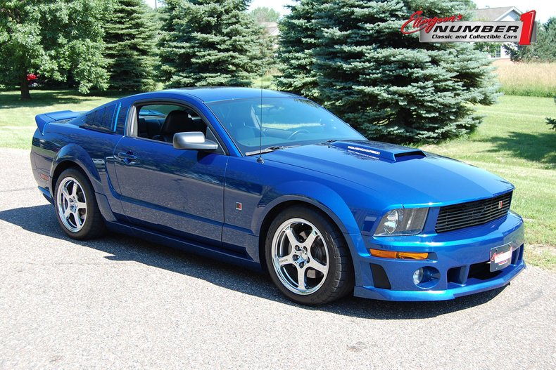 2006 Ford Roush Mustang