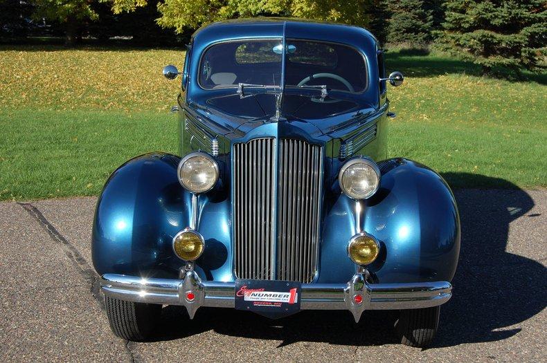 1938 Packard 1601 4dr  Sedan 2