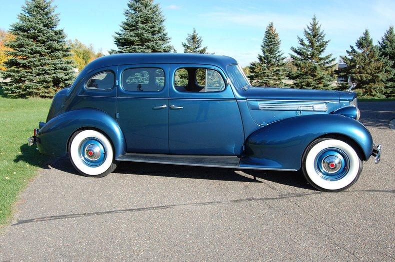 1938 Packard 1601 4dr  Sedan 4
