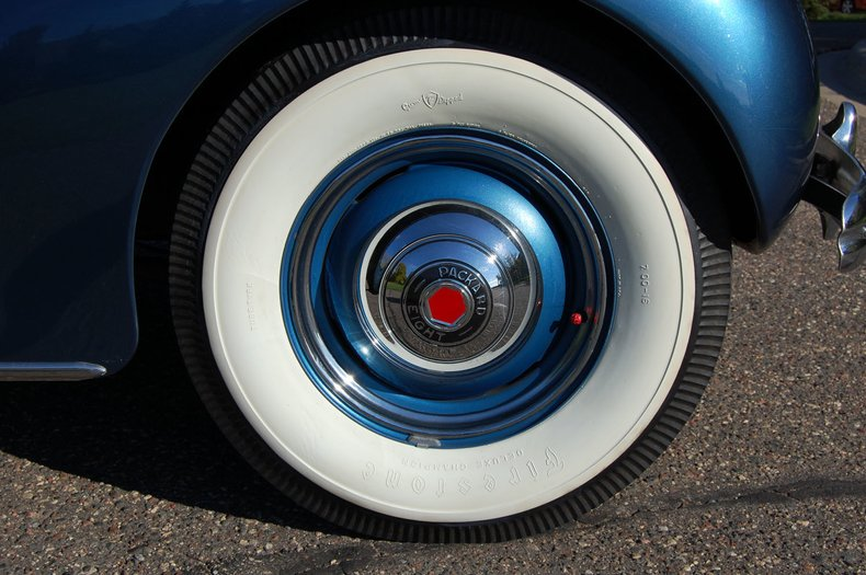 1938 Packard 1601 4dr  Sedan 17