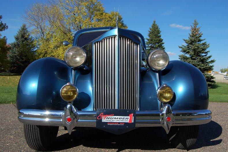 1938 Packard 1601 4dr  Sedan 11