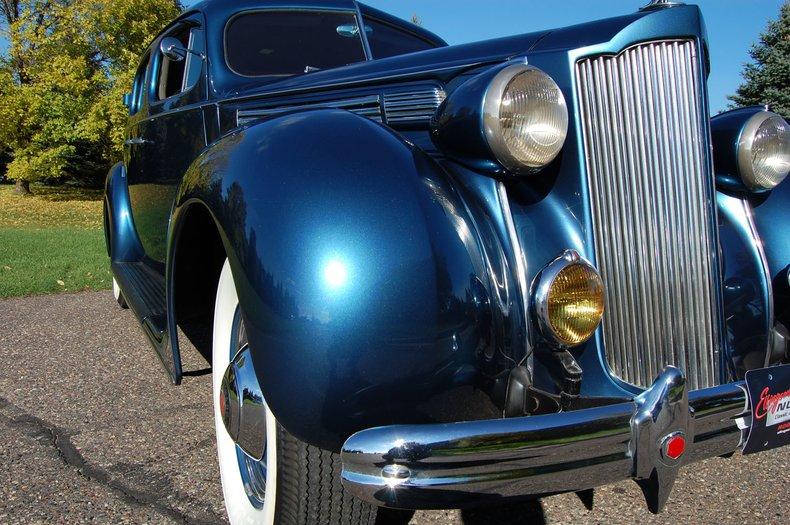 1938 Packard 1601 4dr  Sedan 13