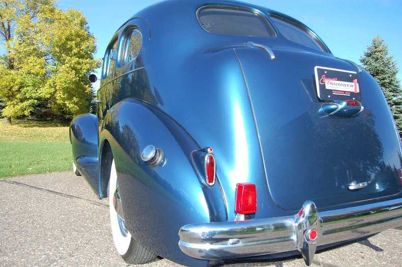 1938 Packard 1601 4dr  Sedan 14