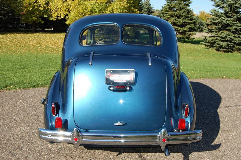 1938 Packard 1601 4dr  Sedan 3