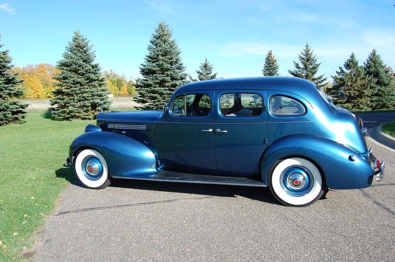 1938 Packard 1601 4dr  Sedan 5