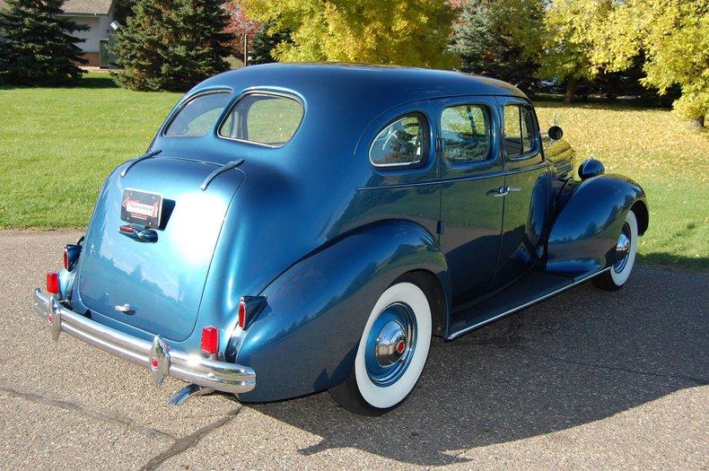 1938 Packard 1601 4dr  Sedan 8