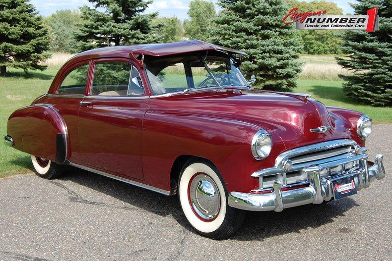 1949 Chevrolet 2 DR Sedan