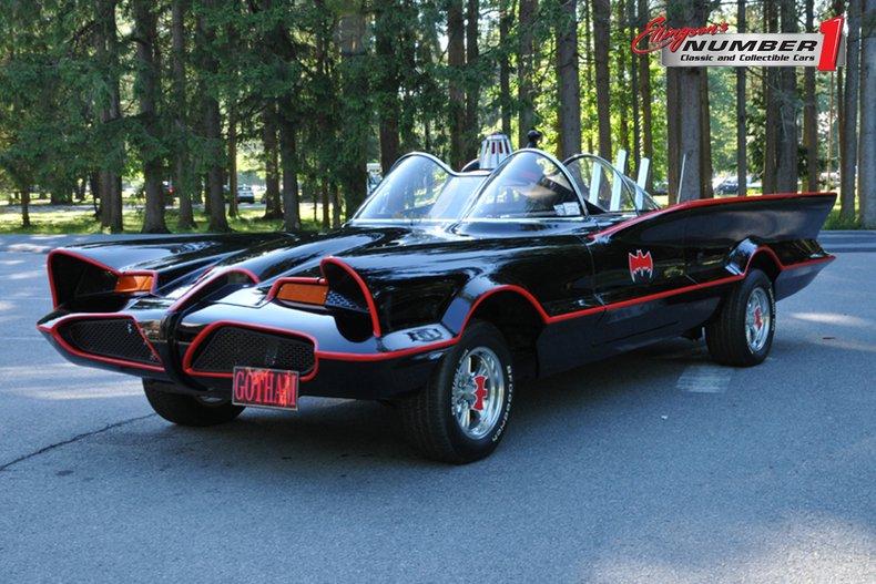 1966 Replica Batmobile