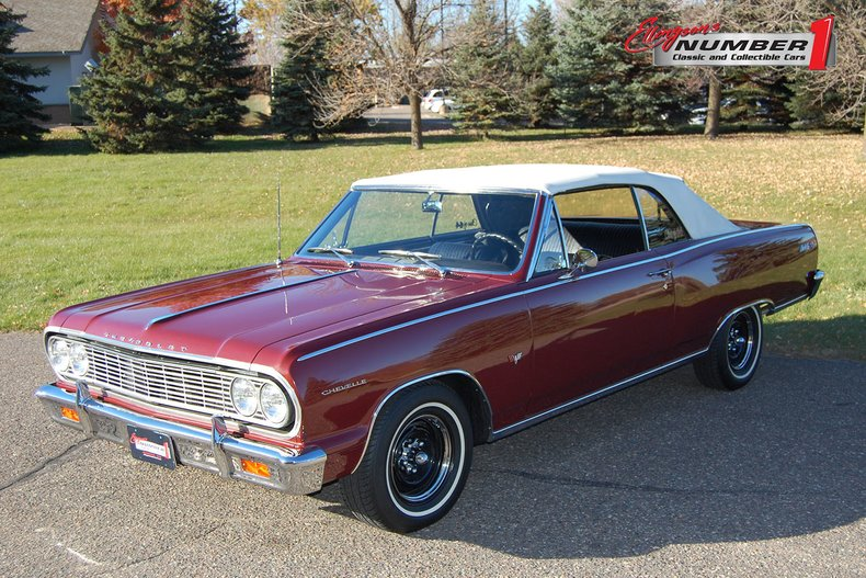 1964 Chevrolet Chevelle SS Convertible | Classic Car Dealer Rogers
