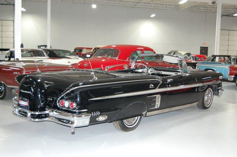 1958 Chevrolet Impala Convertible 24