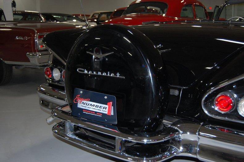 1958 Chevrolet Impala Convertible 26