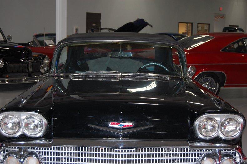 1958 Chevrolet Impala Convertible 30