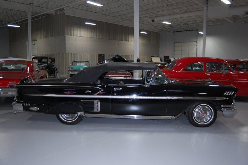 1958 Chevrolet Impala Convertible 31
