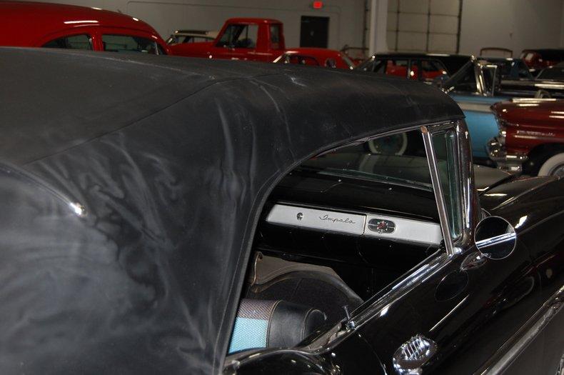 1958 Chevrolet Impala Convertible 33