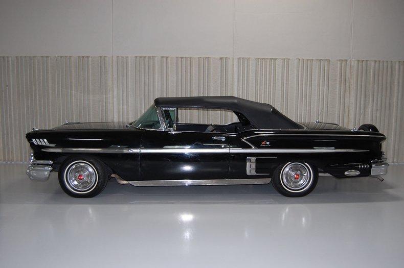 1958 Chevrolet Impala Convertible 8