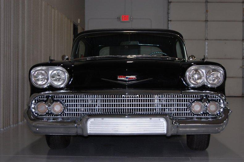 1958 Chevrolet Impala Convertible 2
