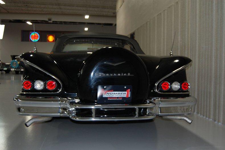 1958 Chevrolet Impala Convertible 3