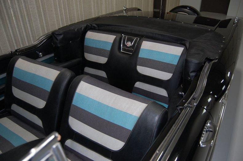 1958 Chevrolet Impala Convertible 12