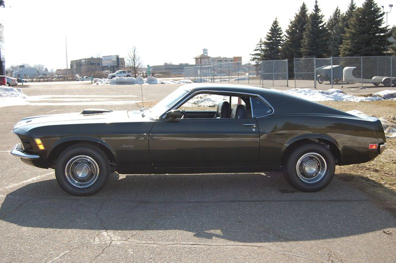 1970 Ford Mustang Fastback 3