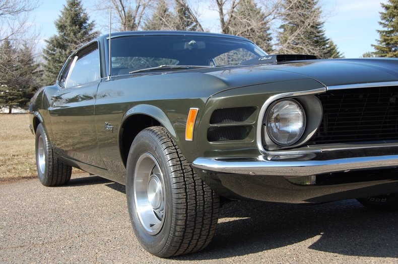 1970 Ford Mustang Fastback 10