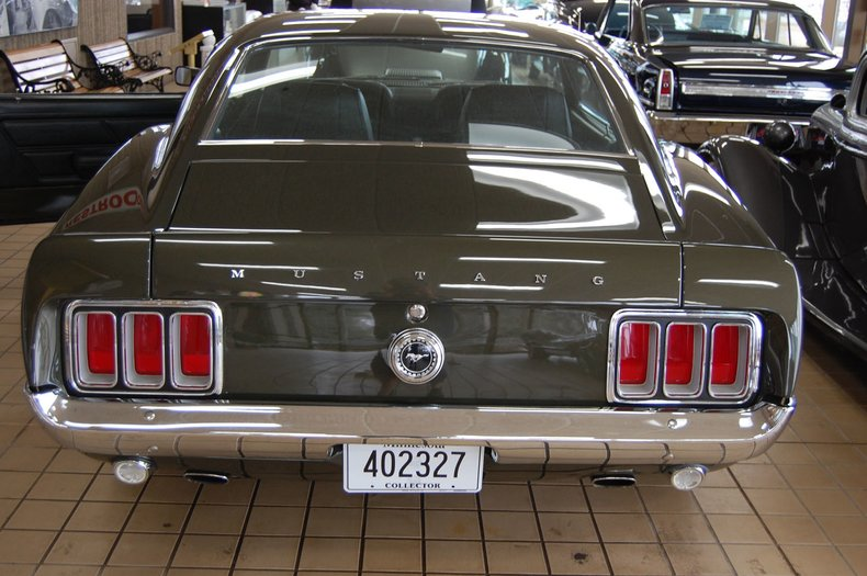 1970 Ford Mustang Fastback 15