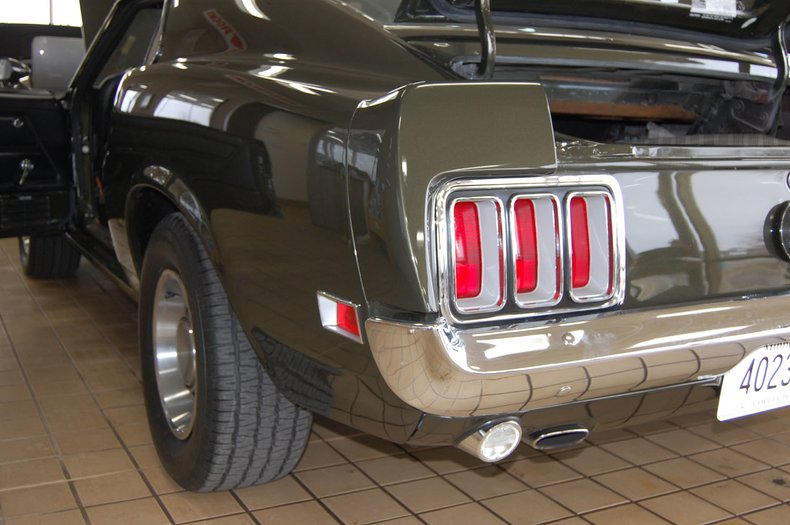 1970 Ford Mustang Fastback 17