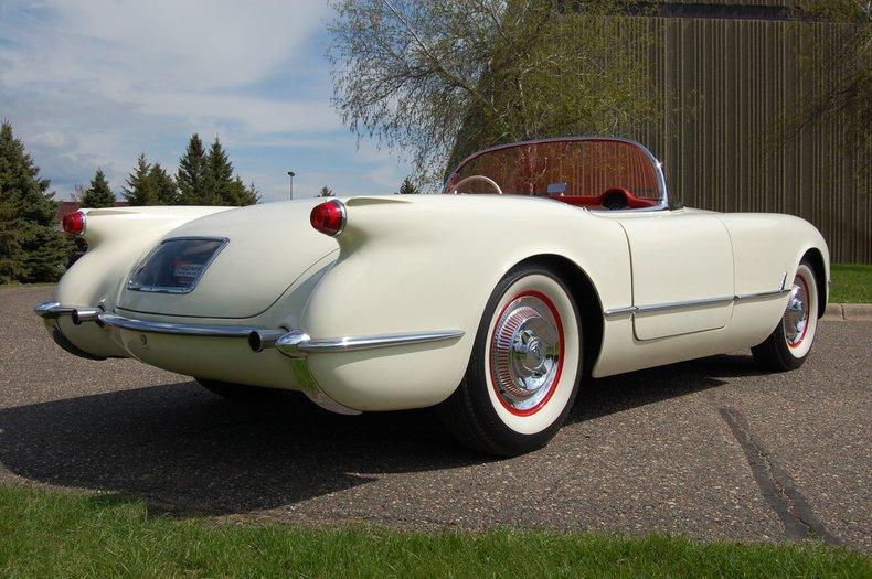 1954 Chevrolet Corvette Convertible 14