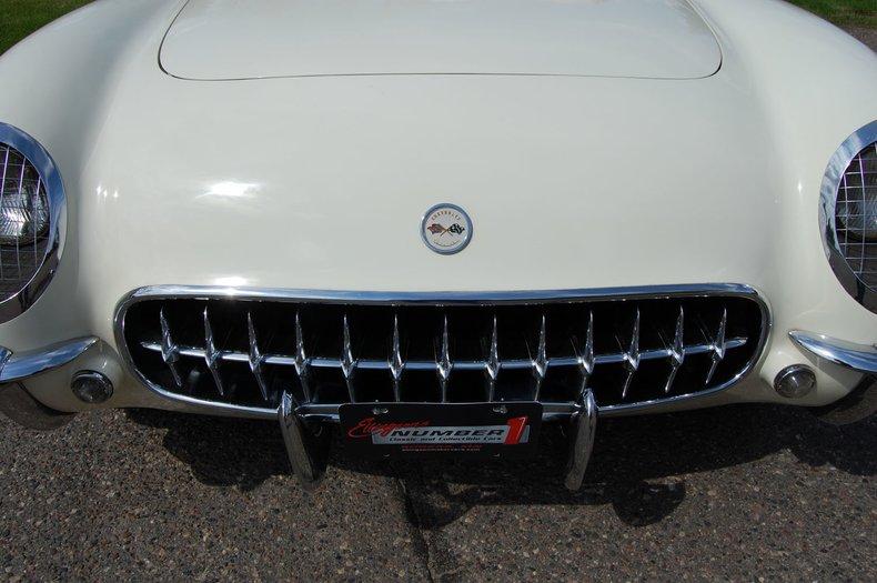 1954 Chevrolet Corvette Convertible 11