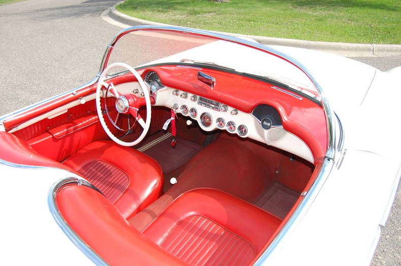 1954 Chevrolet Corvette Convertible 21