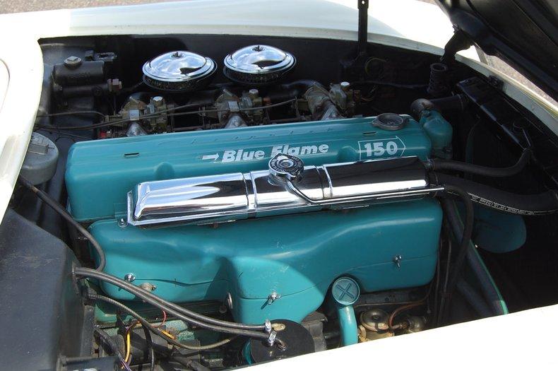 1954 Chevrolet Corvette Convertible 25