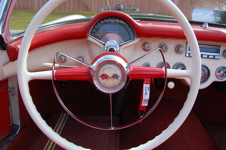 1954 Chevrolet Corvette Convertible 22