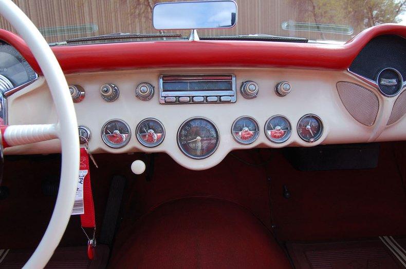 1954 Chevrolet Corvette Convertible 23