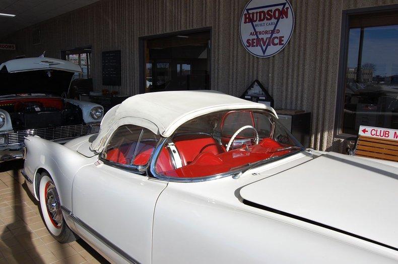 1954 Chevrolet Corvette Convertible 34