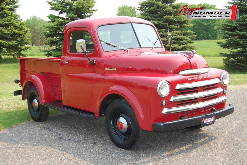 1949 Dodge 1/2-Ton Pickup