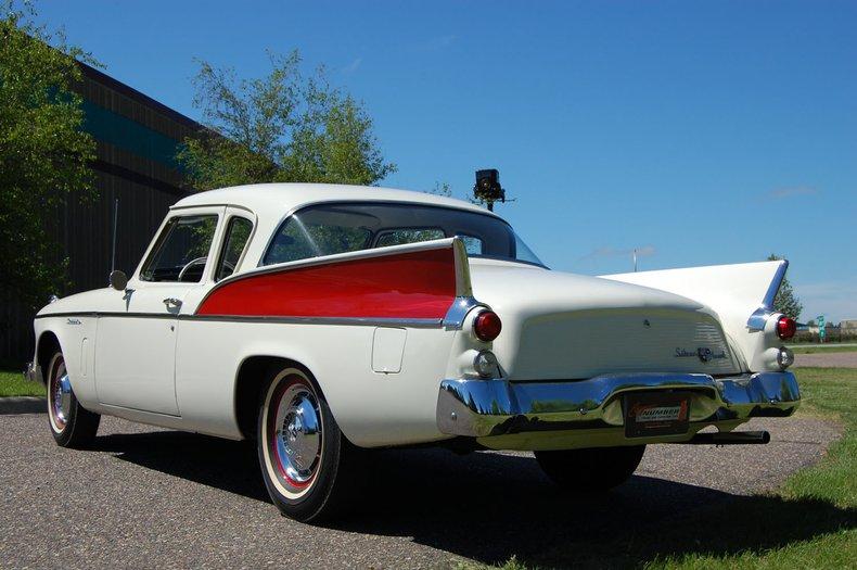 1957 Studebaker Silver Hawk 14