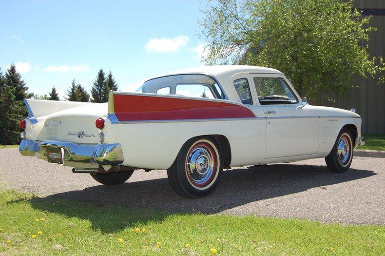 1957 Studebaker Silver Hawk 13