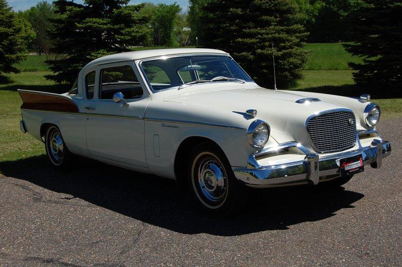 1957 Studebaker Silver Hawk 9