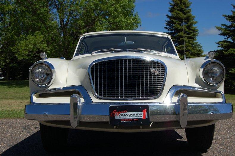 1957 Studebaker Silver Hawk 11