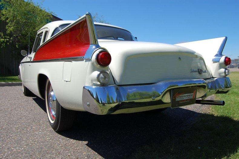 1957 Studebaker Silver Hawk 16