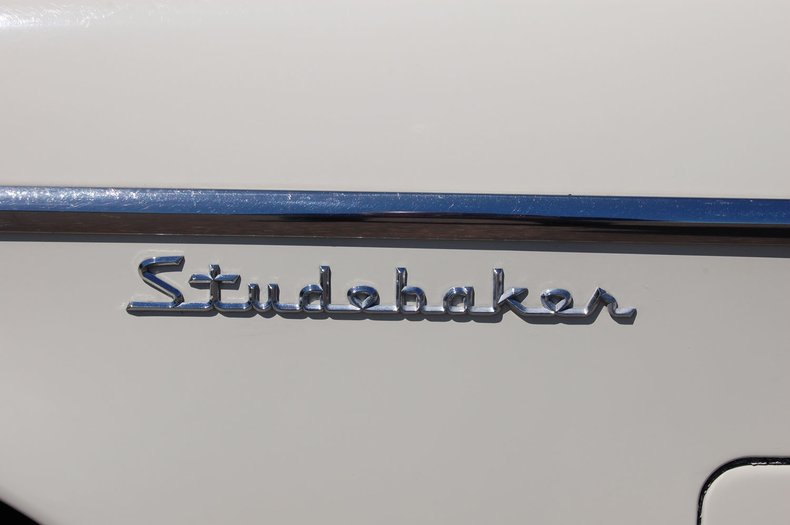 1957 Studebaker Silver Hawk 18