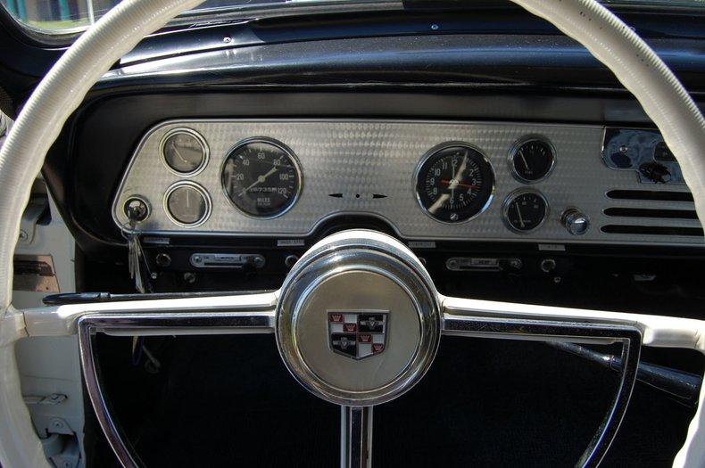 1957 Studebaker Silver Hawk 25