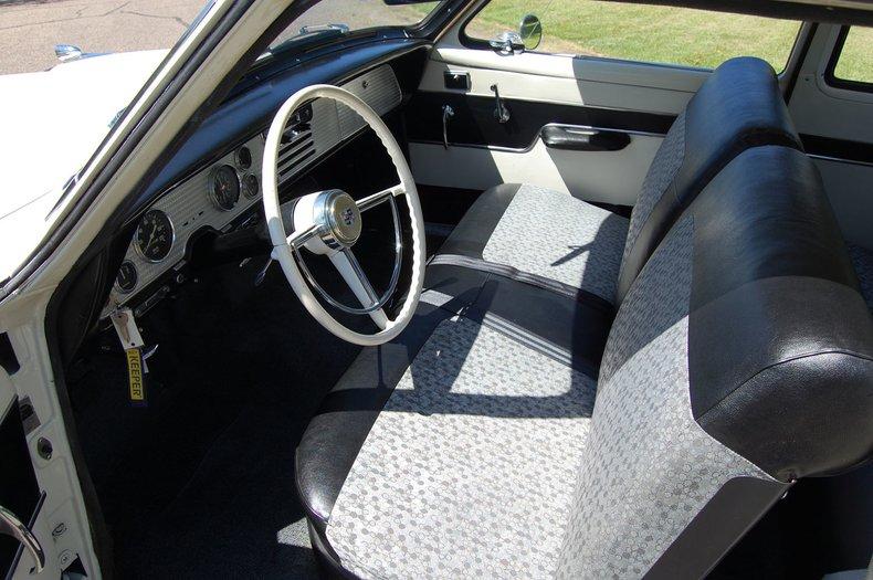 1957 Studebaker Silver Hawk 23