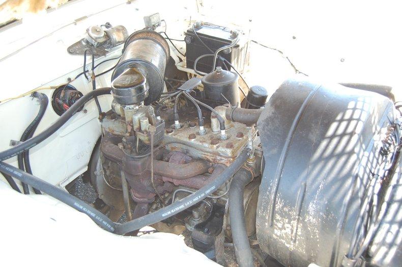 1957 Studebaker Silver Hawk 29