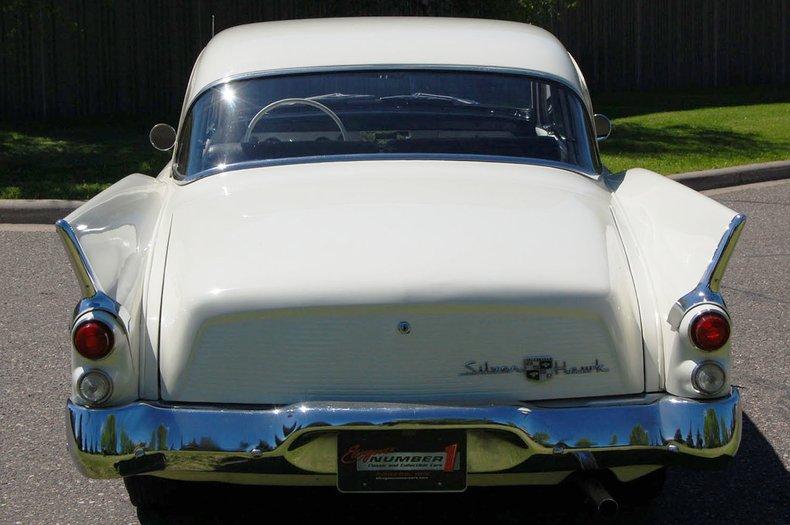 1957 Studebaker Silver Hawk 3