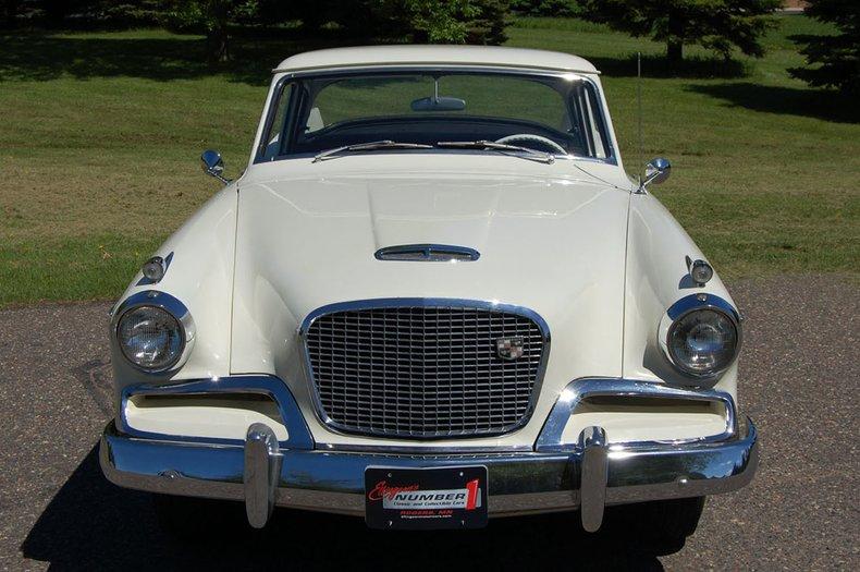 1957 Studebaker Silver Hawk 2