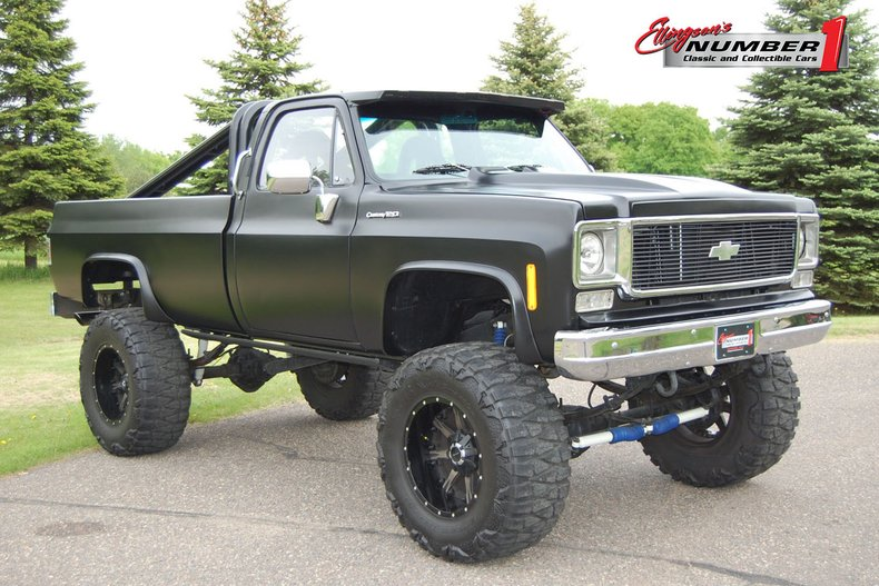 1974 Chevrolet 1/2-Ton Pickup For Sale