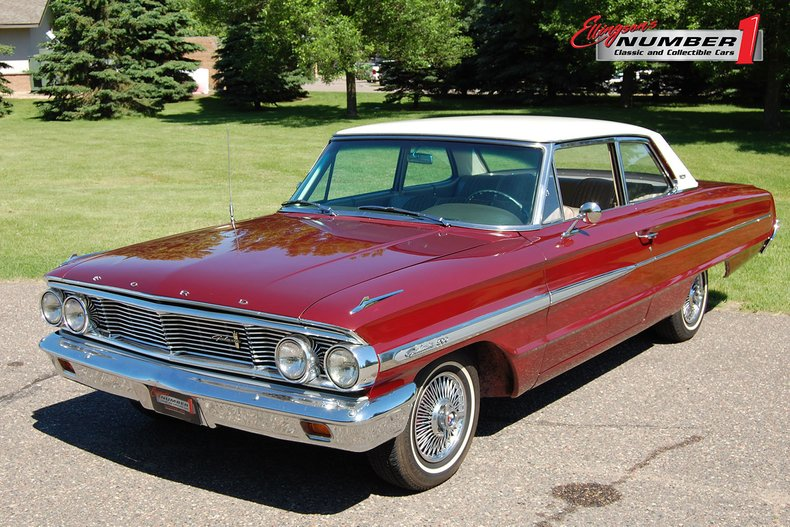 1964 Ford Galaxie 500 2Dr Sedan